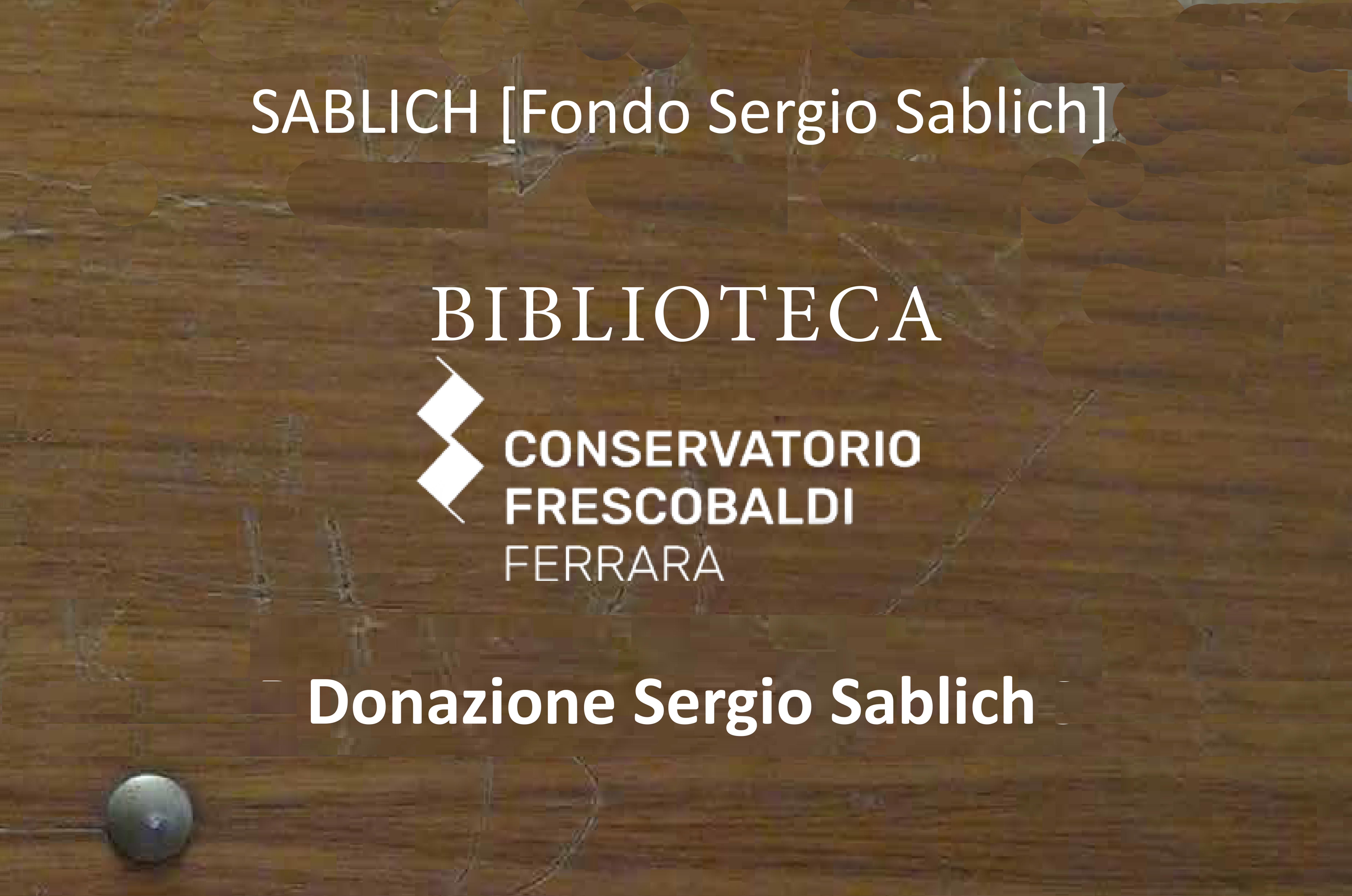 Fondo Sablich